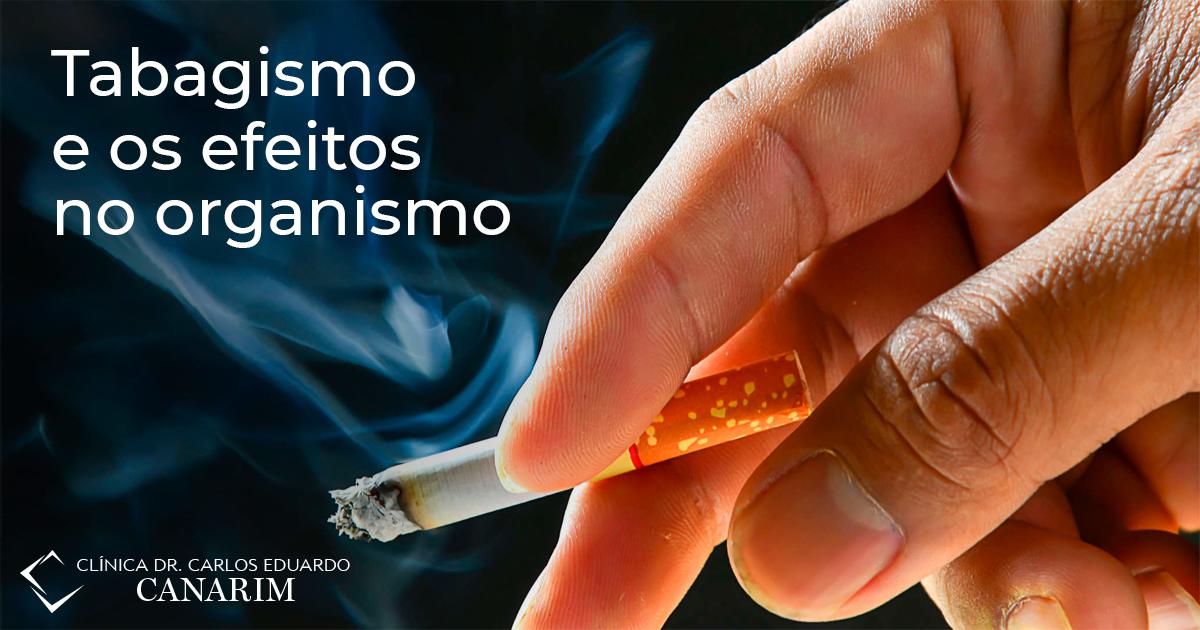 Mão segurando cigarro | Dr Canarim
