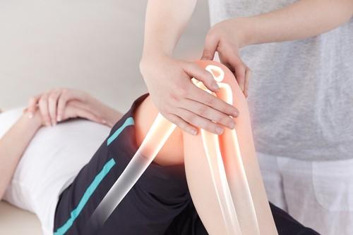 Paciente fazendo fisioterapia | Importância da Fisioterapia para a Cirurgia Bariátrica